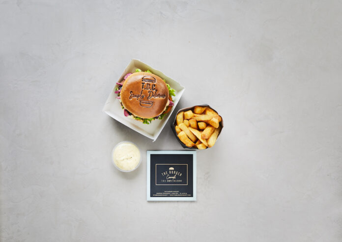 the burger concept aalborg burger